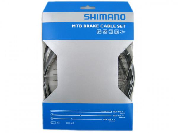 MTB Bremszugset durchgehend - Art. Nr. Y80098021