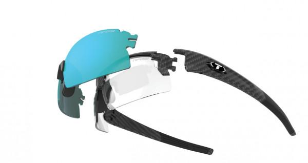 Escalate HS Sportbrille - Matte Carbon