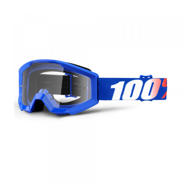 Strata Goggle Kinder - Nation - Clear Lens
