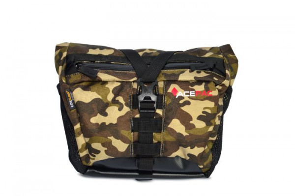 Bar Bag Lenkertasche - camo