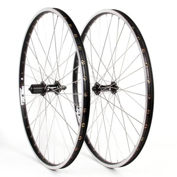 MTB Laufradsatz Deore Nabe mit ZAC19 Felge