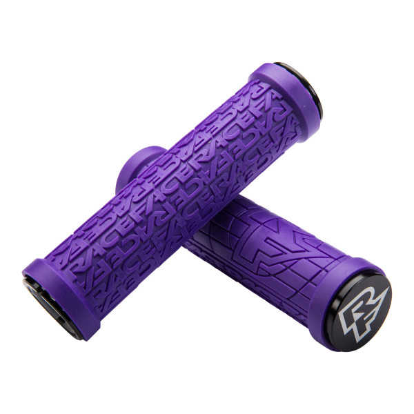 Grippler Lock-On  Griffe  33mm - purple
