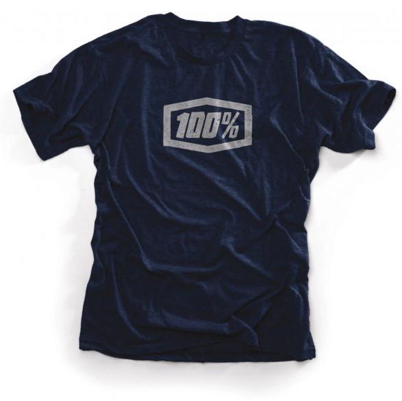 Raw T-Shirt - blau