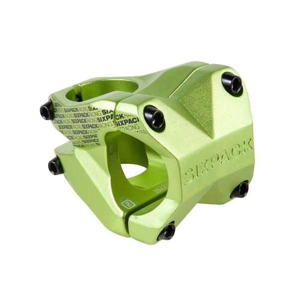 Menace Vorbau - 35mm Länge - electric-green