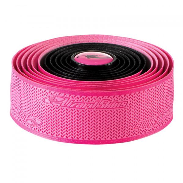 DSP DuraSoft Polymer Dual Lenkerband - 2,5mm - Pink/Schwarz