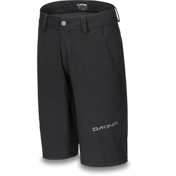Dropout Shorts - Schwarz