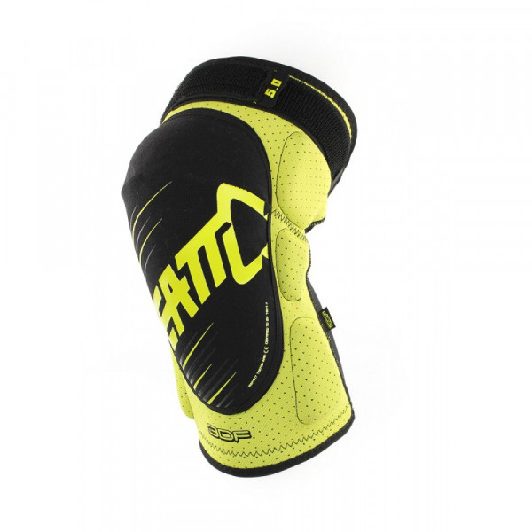 Knee Guard 3DF 5.0 lime