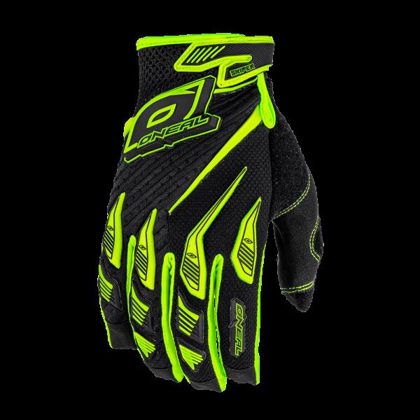 Sniper Elite Glove Handschuh Neon Yellow