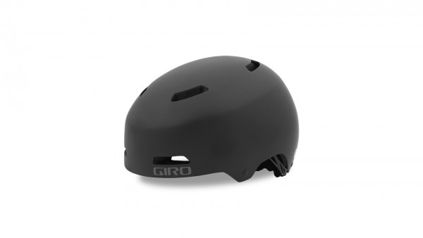 Quarter FS Helm - black