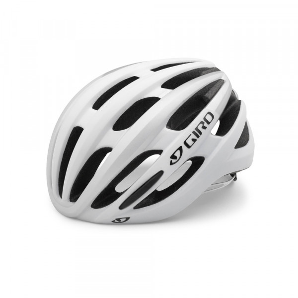 Foray Mips Helm - matte white/silver