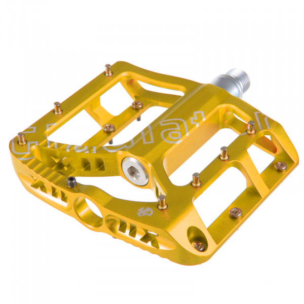 Gladiator XII Pedal - gold