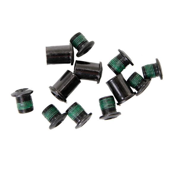 Kettenblattschrauben 2-fach 4 Stk. - 10/11mm / 14mm