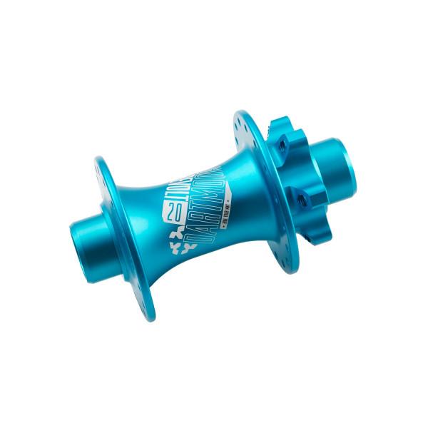 Revolt Vorderradnabe - 32 Loch - turquoise