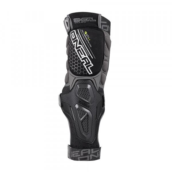 Sinner Hybrid Knee Guard - black/gray