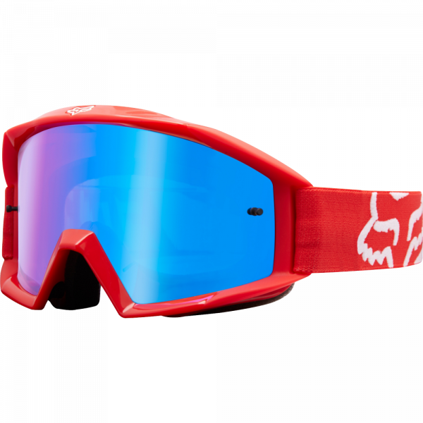 Main Race Goggle - Red