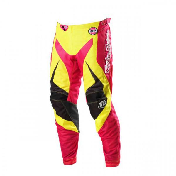 GP Air Race Pants - Mirage Yellow