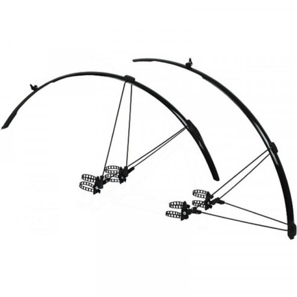 Schutzblech 28 Zoll Set - Shield R30 Steckradschutz