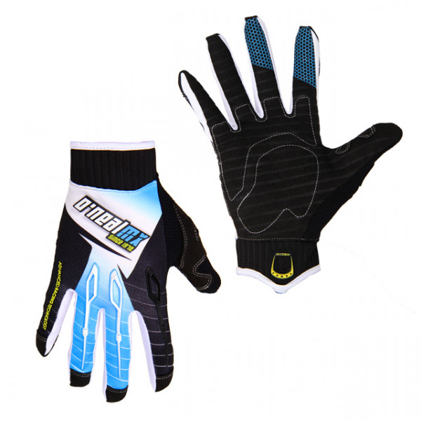 Ryder Glove Handschuh - black/blue