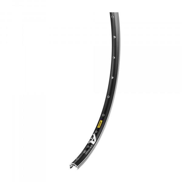 A 119 Felge - 28 Zoll - schwarz