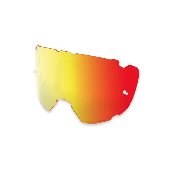 C/S Goggle Ersatzglas - Orange spiegelnd