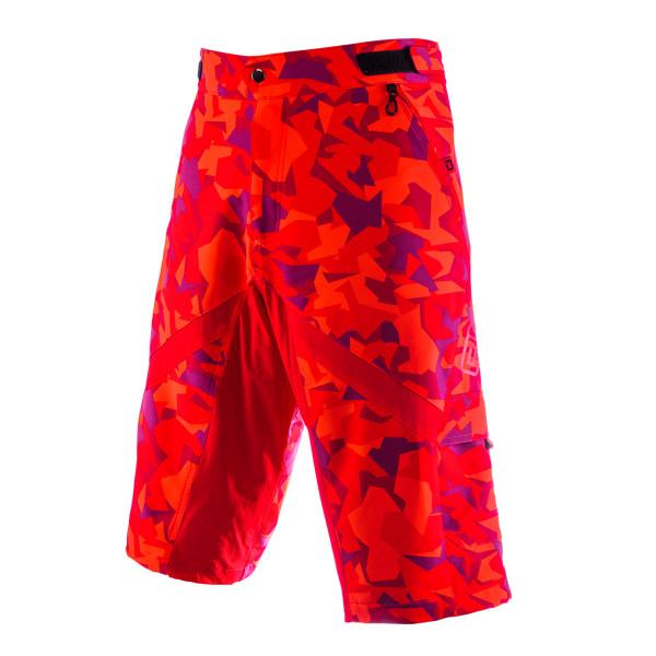 Slickrock Short - Camouflage Red