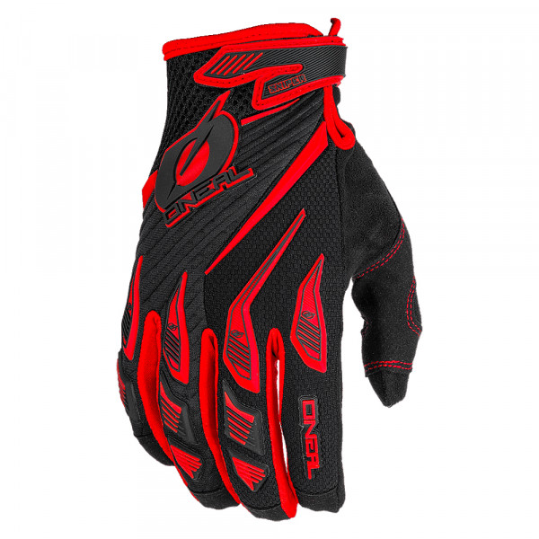 Sniper Elite Glove Handschuh - red