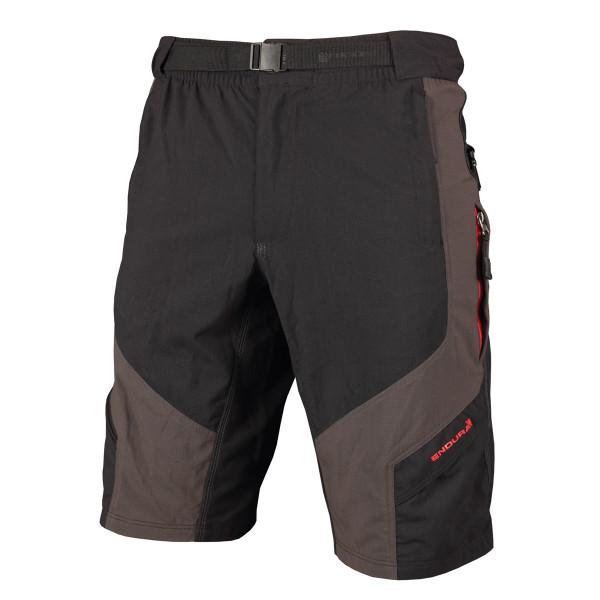 Hummvee Shorts - grau
