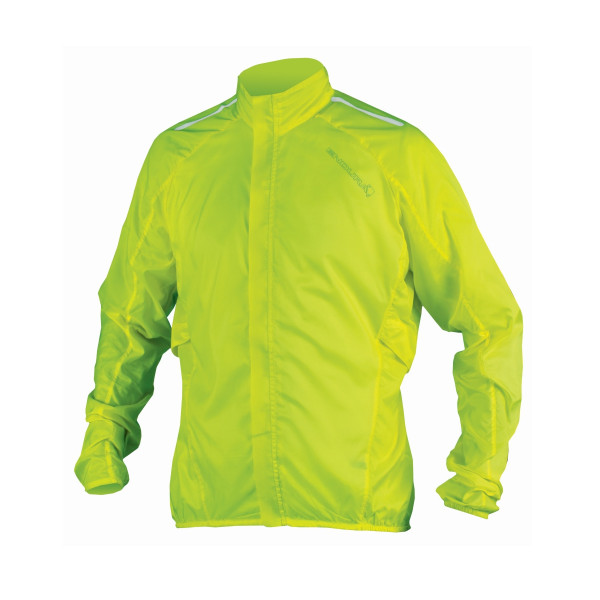 Pakajak Notfall-Jacke - neon gelb