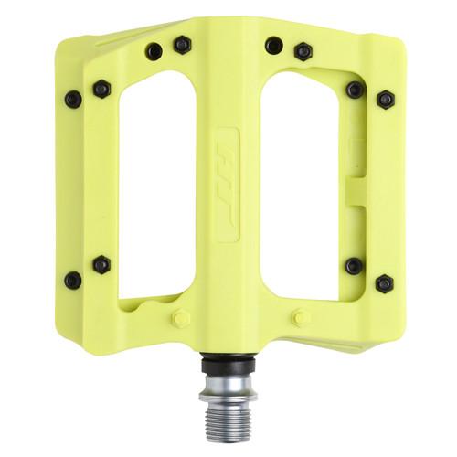 Nano-P PA 12 Adjustable Pedal - yellow green
