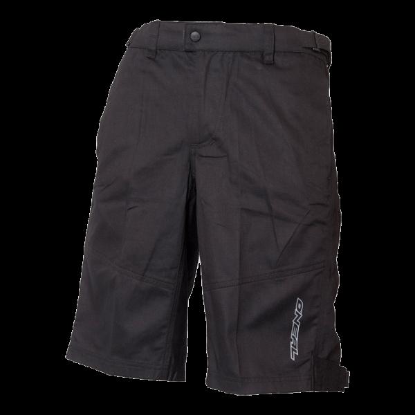 All Mountain Cargo Shorts Black