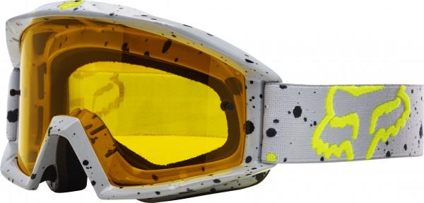 Main Nirv Goggle - Grey Yellow