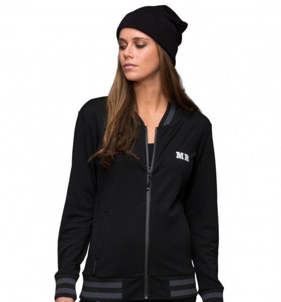 Bomber Women Black