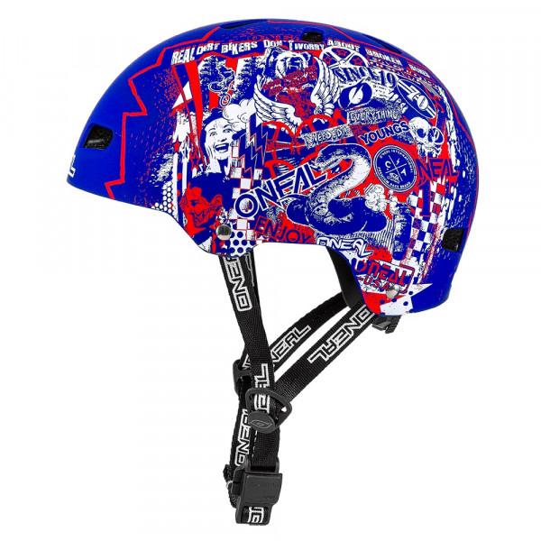 Dirt Lid ZF Rift Helm - blue
