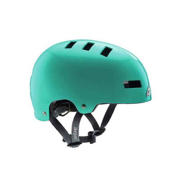 Super Bold Helm - Grün/Grau