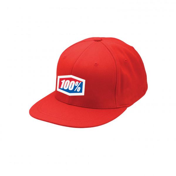 Essential J-Fit Cap 2018 - red