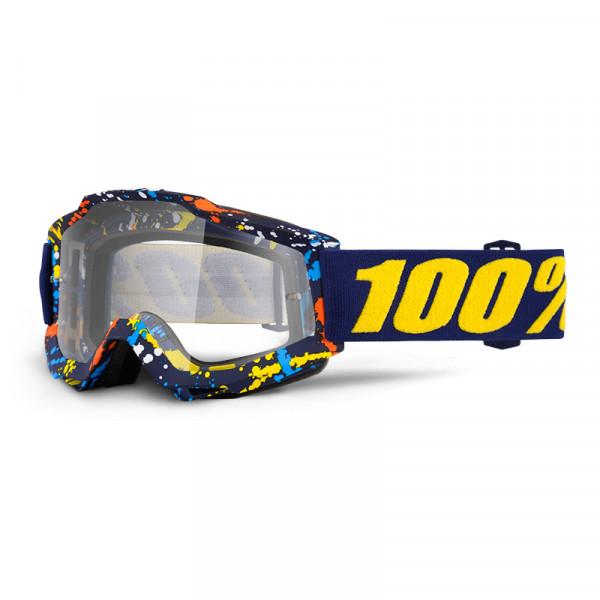 Accuri Goggle Anti Fog Clear Lens - Pollok