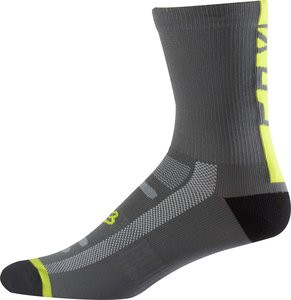 Trail Performance Socks - Graphit Yellow