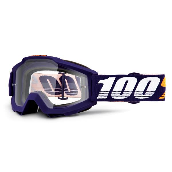 Accuri Goggle Anti Fog Clear Lens - Grib