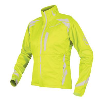 Wms Luminite II Jacke - Neon Gelb