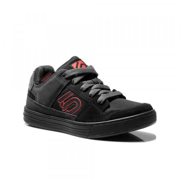 Freerider Kids Schuh - Team Black Red
