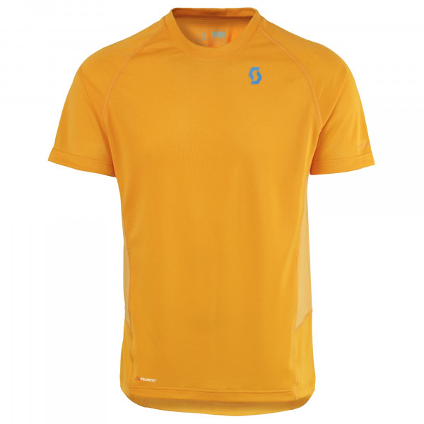 Trail MTN Polar Crew S/SL Shirt Trikot Zinnia Orange