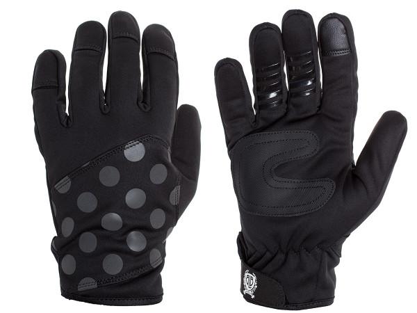 Polka Dot Bike Winter Handschuhe