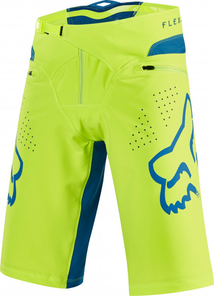 Flexair DH Short - Flo Yelllow