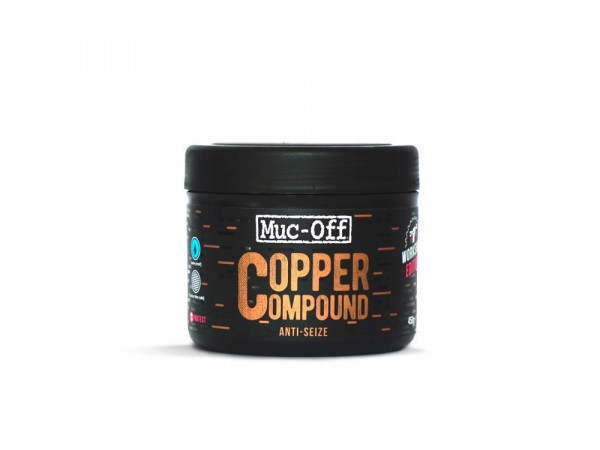 Copper Compound Montagepaste  - Kupfer 450g
