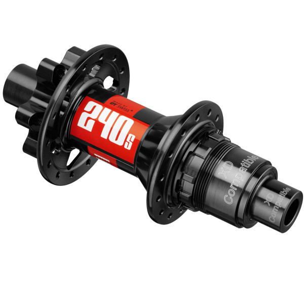 240s Disc Brake IS RW / MTB Hinterradnabe X12 - Sram XD