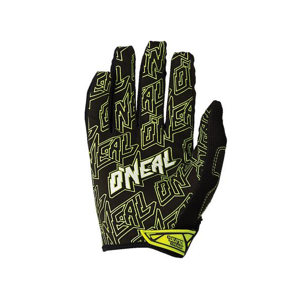 Jump Glove Flow Handschuhe - gelb