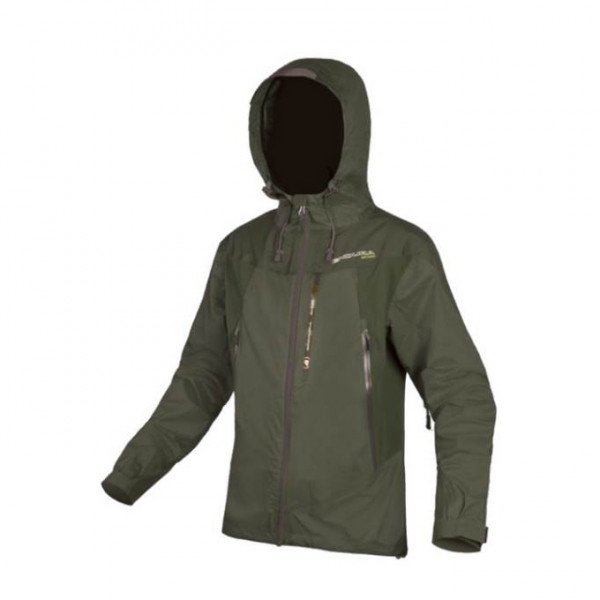 MT500 Regenjacke II - khaki
