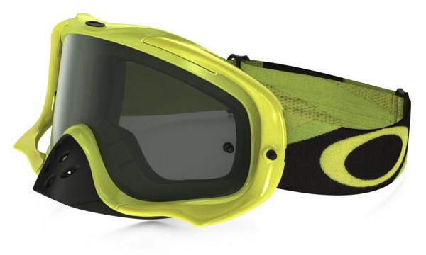 Crowbar MX Goggle - Heritage Racer Green- Dark Grey