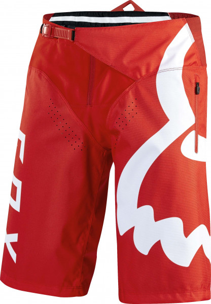 Demo DH Short - Red White