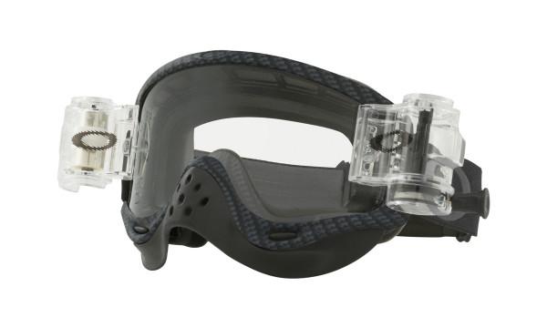 O-Frame MX - Race Ready True Carbon Fiber - Clear Roll Off